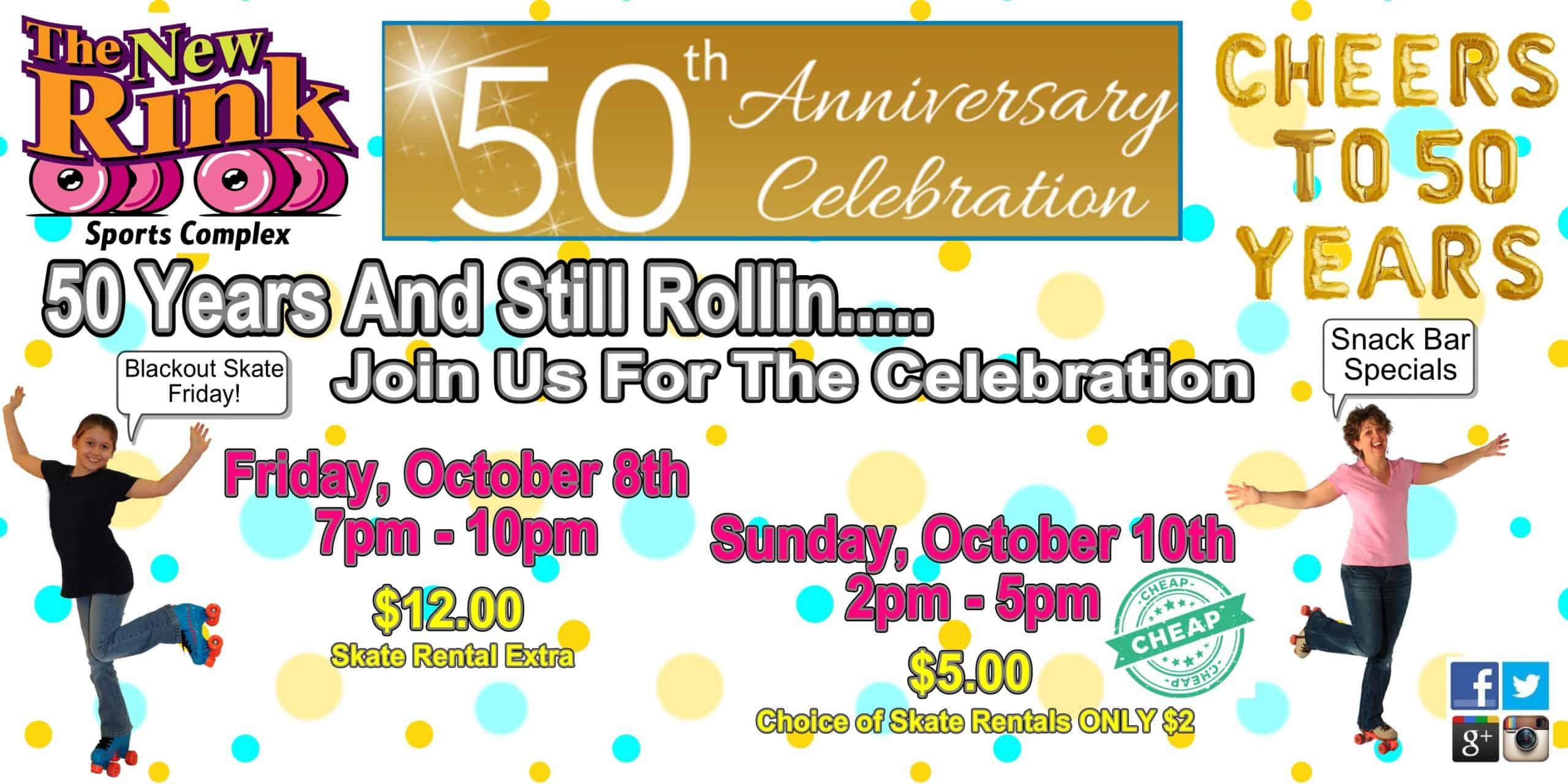 TNR 50th Anniversary